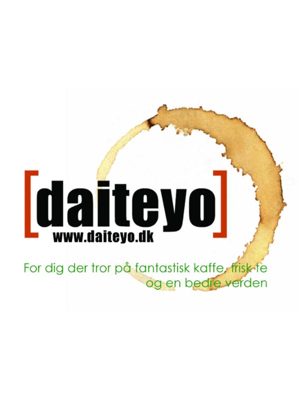 daiteyo - For dig der tror på fantastisk kaffe, frisk te og en bedre verden